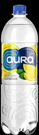 AURA лимон-мята